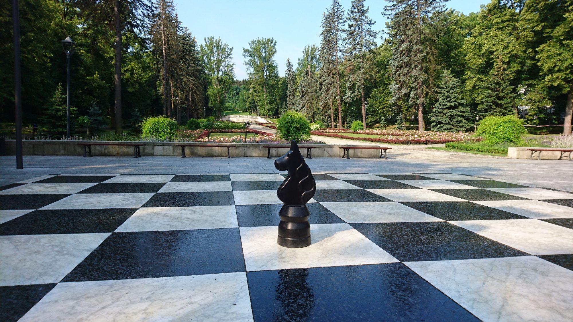Schackparken Polanica Zdroj