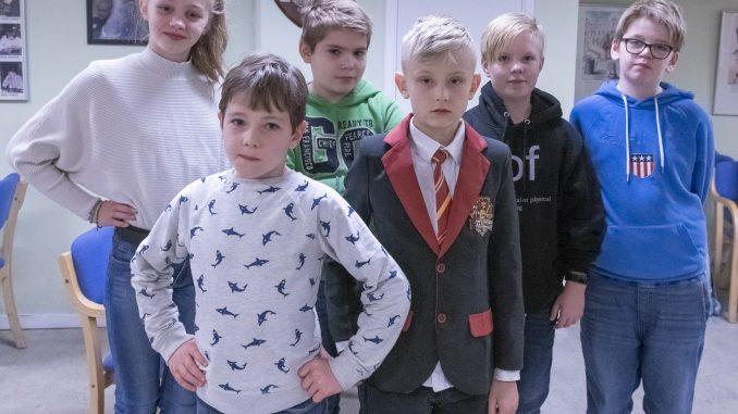 Miniorlag Farsta Schackklubb