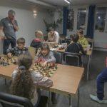 Juniorträning på Swedenborgsgatan 24
